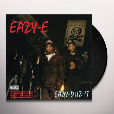 Eazy-E EAZY DUZ IT Vinyl Record - Anniversary Edition