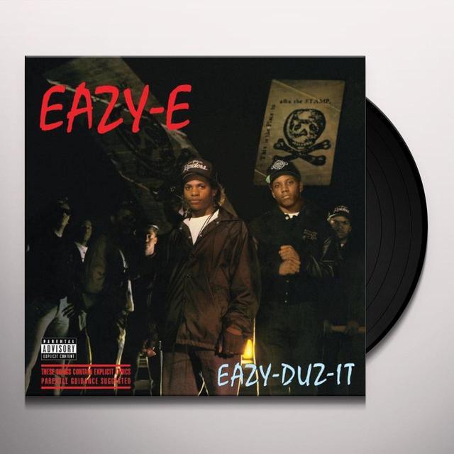 Eazy-E EAZY DUZ IT Vinyl Record - Anniversary Edition
