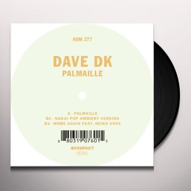 Dave Dk PALMAILLE Vinyl Record