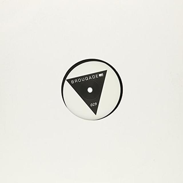 Andrea Fiorito RED Vinyl Record