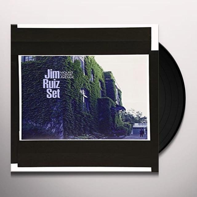 Jim Ruiz MOUNT CURVE AVENUE Vinyl Record