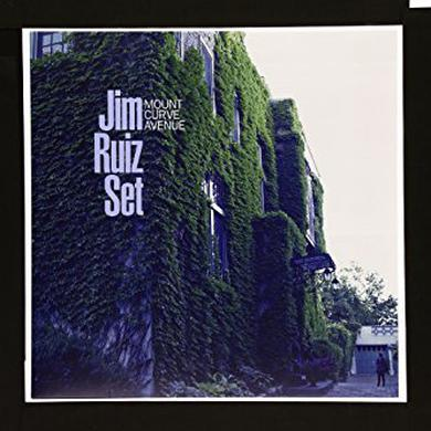 Jim Ruiz MOUNT CURVE AVENUE Vinyl Record