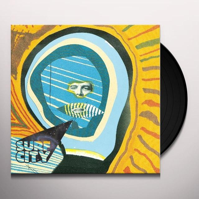 Surf City WE KNEW IT WAS NOT GOING TO BE LIKE THIS Vinyl Record - Digital Download Included