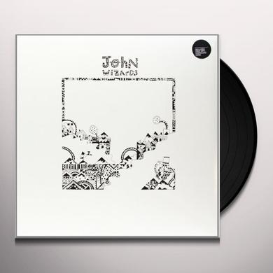 JOHN WIZARDS Vinyl Record