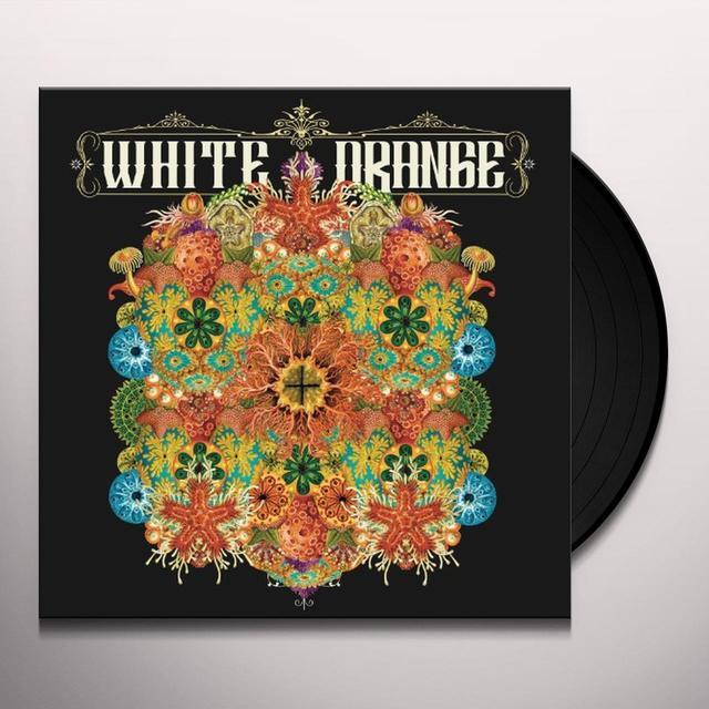 White Orange ONAWA Vinyl Record