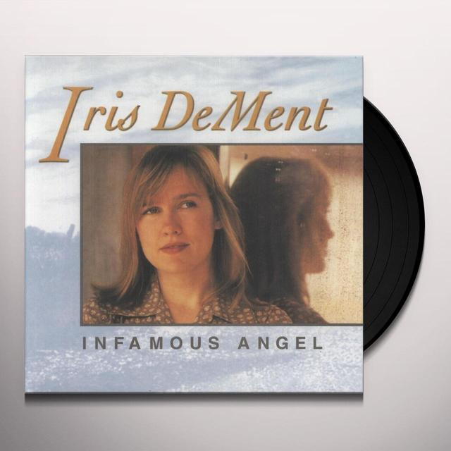 Iris Dement INFAMOUS ANGEL Vinyl Record