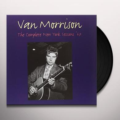 Van Morrison COMPLETE NEW YORK SESSIONS '67 Vinyl Record