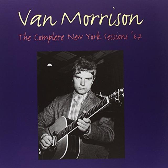 Van Morrison COMPLETE NEW YORK SESSIONS '67 (WB) (BOX) Vinyl Record