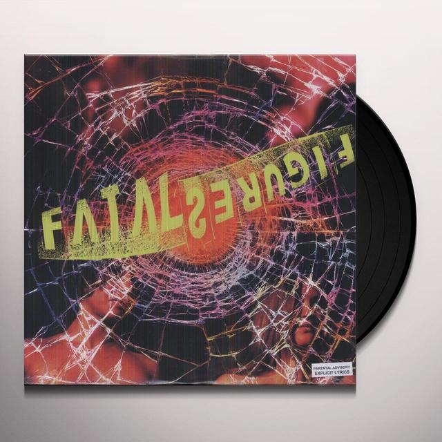 Fatal Figures CATERWAUL Vinyl Record - Digital Download Included