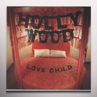 Hollywood Undead LOVE CHILD Vinyl Record - Red Vinyl, Colored Vinyl, Digital Download Included