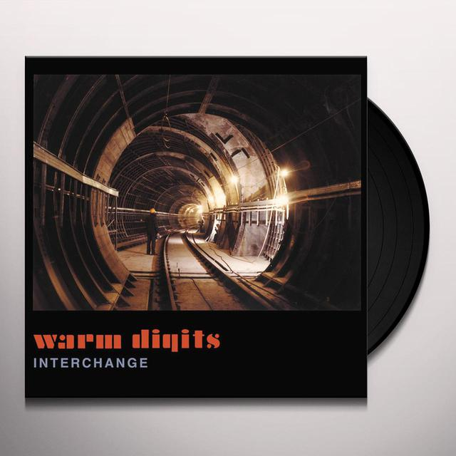 Warm Digits INTERCHANGE Vinyl Record