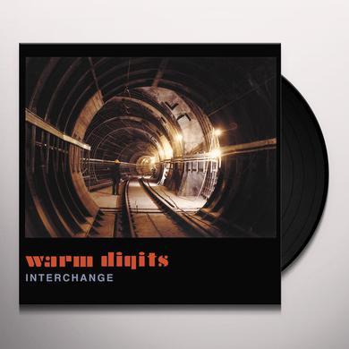 Warm Digits INTERCHANGE Vinyl Record