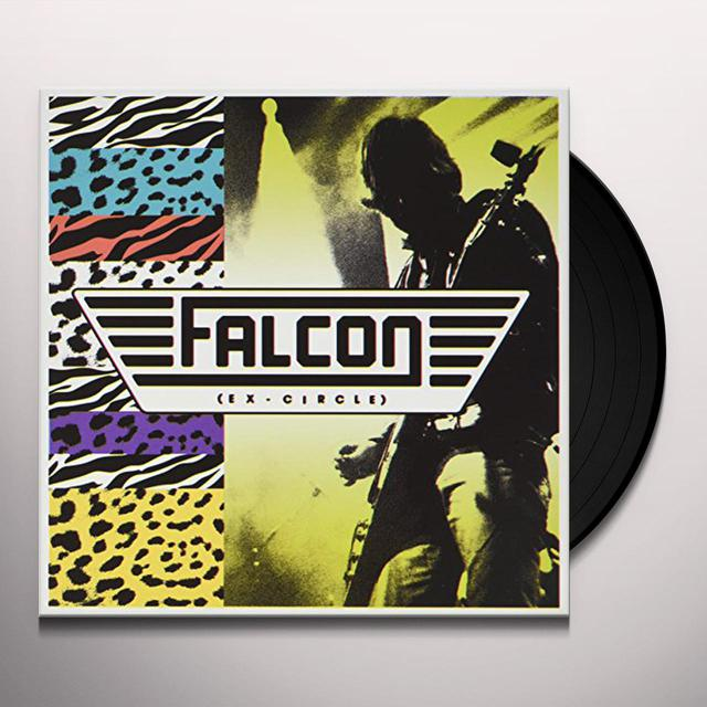 Falcon BEER & RIBS Vinyl Record