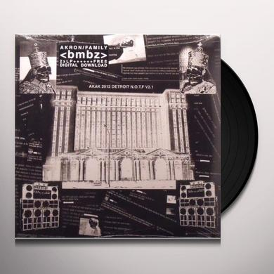 Akron/Family BMBZ Vinyl Record - UK Import