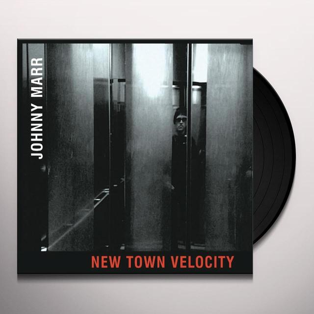 Johnny Marr NEW TOWN VELOCITY Vinyl Record