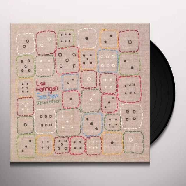Lisa Hannigan SEA SEW Vinyl Record