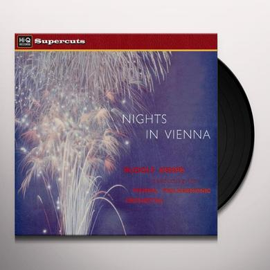 Rudolf Kempe NIGHTS IN VIENNA Vinyl Record - Holland Import