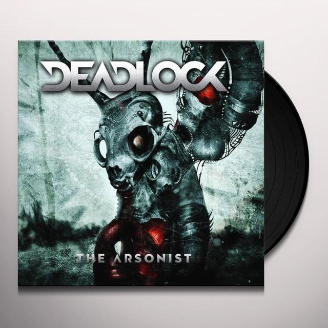 Deadlock ARSONIST Vinyl Record - Limited Edition
