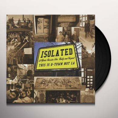 Isolated THIS IS Q-TOWN Vinyl Record
