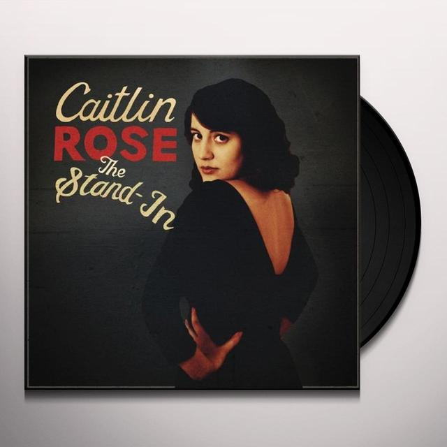 Caitlin Rose STAND IN Vinyl Record