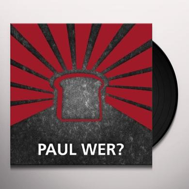 Matthew Graye PAUL WER Vinyl Record