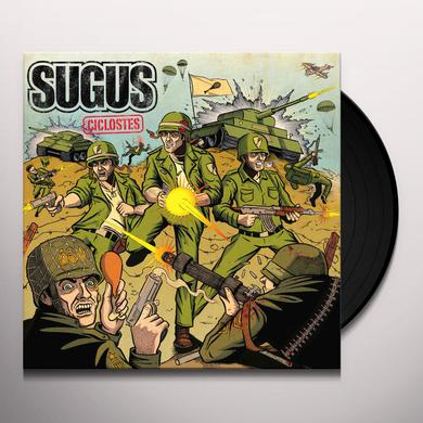 Sugus CICLOSTES Vinyl Record