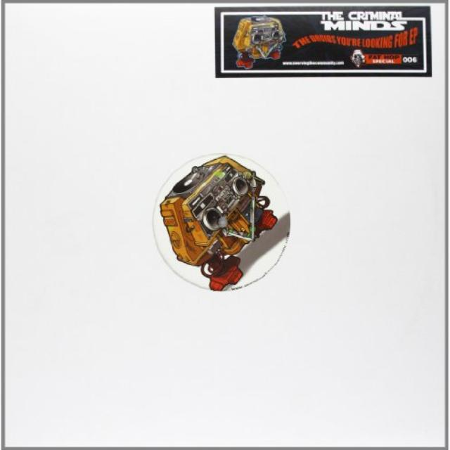 Criminal Minds DROIDS YOU'RE LOOKING FOR Vinyl Record