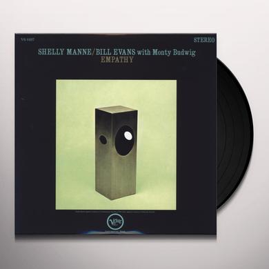 Shelly Manne / Bill Evans EMPATHY Vinyl Record