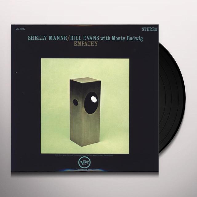 Shelly Manne / Bill Evans EMPATHY Vinyl Record
