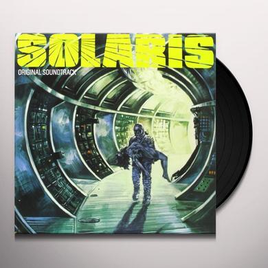 Edward Artemiev SOLARIS Vinyl Record