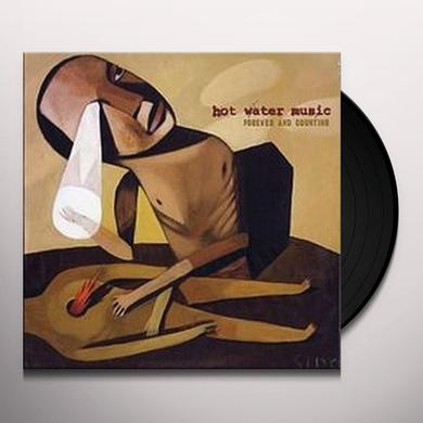 Hot Water Music FOREVER & COUNTING Vinyl Record