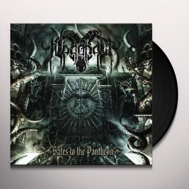 Negator GATES TO THE PANTHEON Vinyl Record