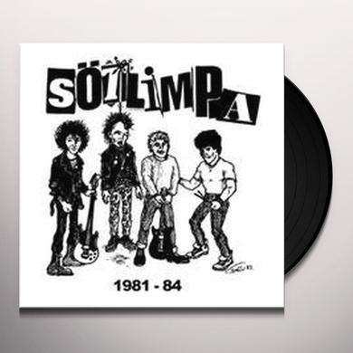 Sotlimpa 1981 - 1984 Vinyl Record