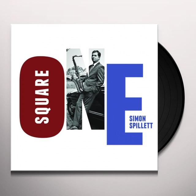 Simon Spillett SQUARE ONE (Vinyl)