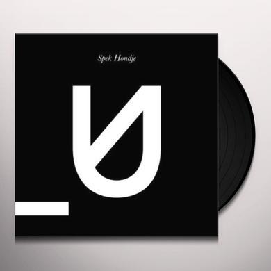 Unsubscribe SPEK HONDJE Vinyl Record - UK Import