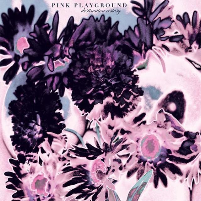 Pink Playground DESTINATION ECSTASY Vinyl Record