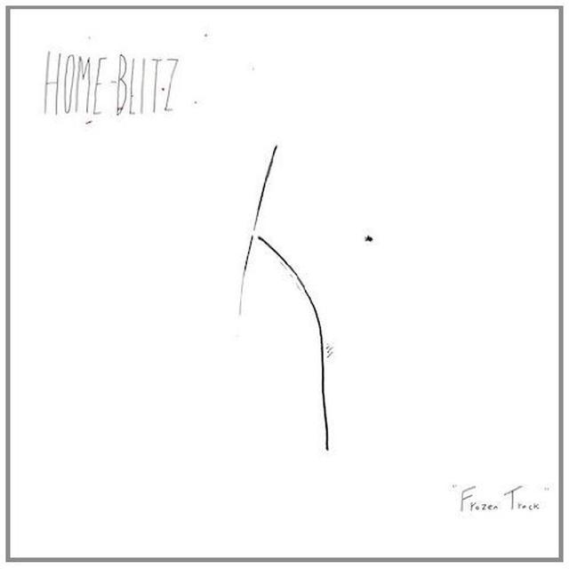 Home Blitz FROZEN TRACKS Vinyl Record