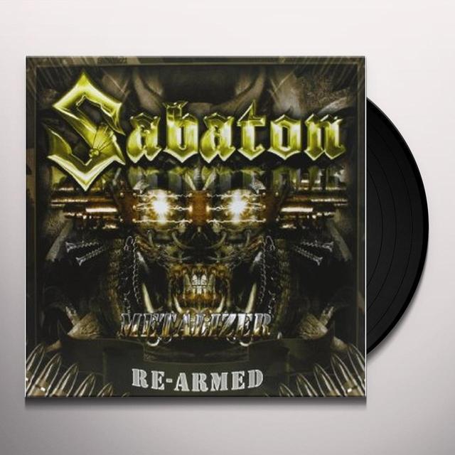 Sabaton METALIZER Vinyl Record