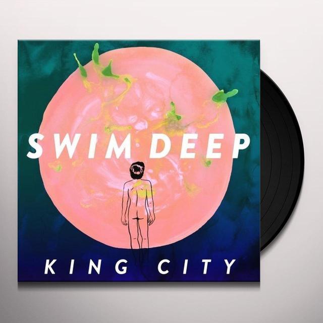 Swim Deep KING CITY Vinyl Record