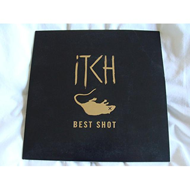 Itch BEST SHOT Vinyl Record