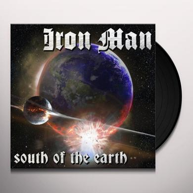 Iron Man SOUTH OF THE EARTH Vinyl Record