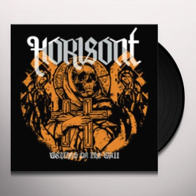 Horisont WRITING ON THE WALL Vinyl Record - Limited Edition