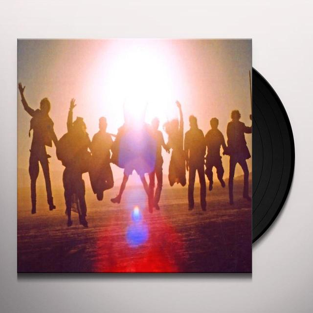 Edward Sharpe UP FROM BELOW Vinyl Record - UK Release
