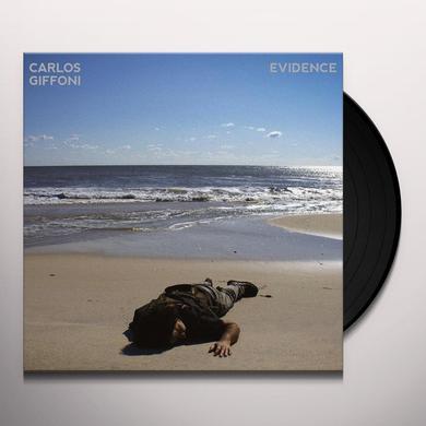 Carlos Giffoni EVIDENCE Vinyl Record