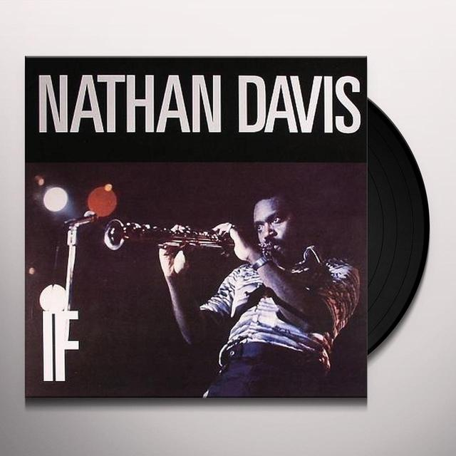 Nathan Davis IF Vinyl Record - UK Release