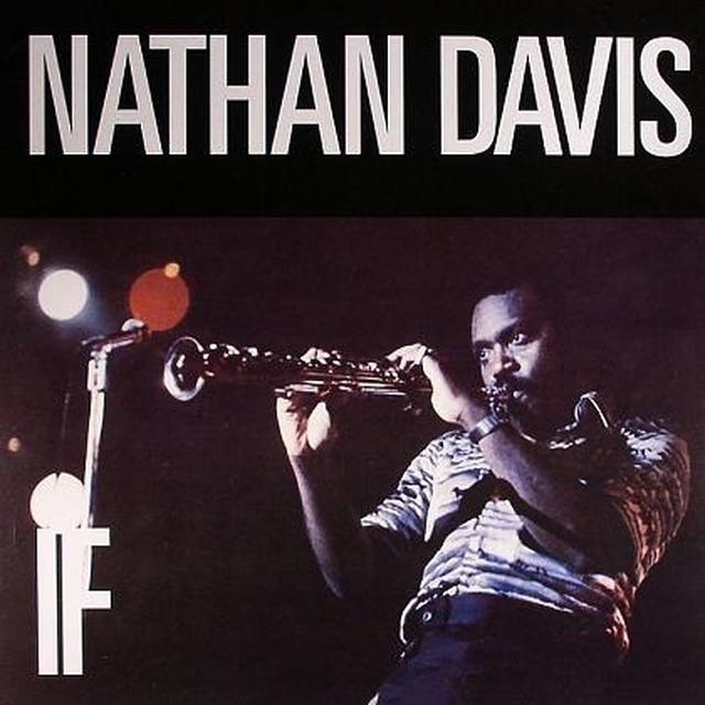 Nathan Davis IF Vinyl Record - UK Import