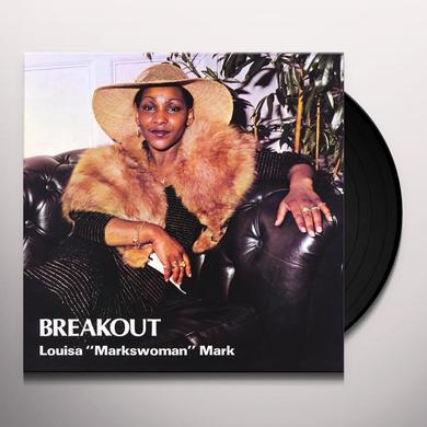 Louisa Mark BREAKOUT Vinyl Record - UK Release