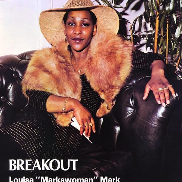 Louisa Mark BREAKOUT Vinyl Record - UK Import