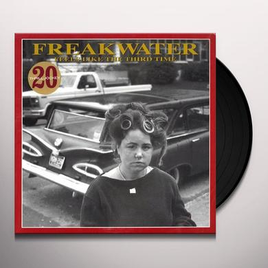 Freakwater FEELS LIKE THE THIRD TIME Vinyl Record