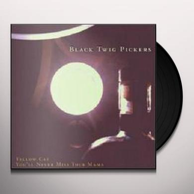 Black Twig Pickers YELLOW CAT Vinyl Record - Limited Edition